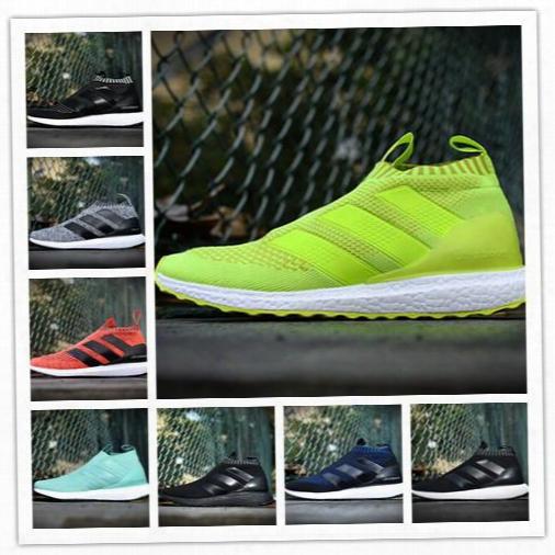 2016 Cheap Ultra Boost Beckham Runner Black Whiteg Reen Men Running Shoes Sneakers Mens Basketball Shoes Sports Wholesale Size 40-45 7-11