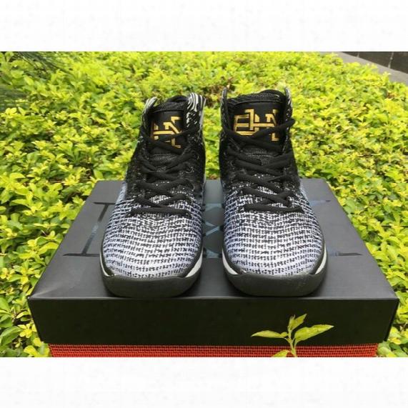 2017 Air Retro 31 Mens Basketball Shoes Retros Xxxi Bhm 31ssneakers Black White Man Sports Shoes
