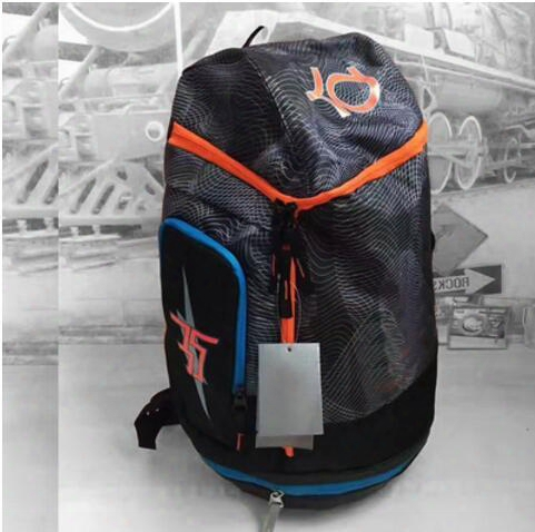 2017 Sell Like Hot Cakes American Durant Basketball Bag Thunder Sports Shoulder Bag Kd Computer Bag