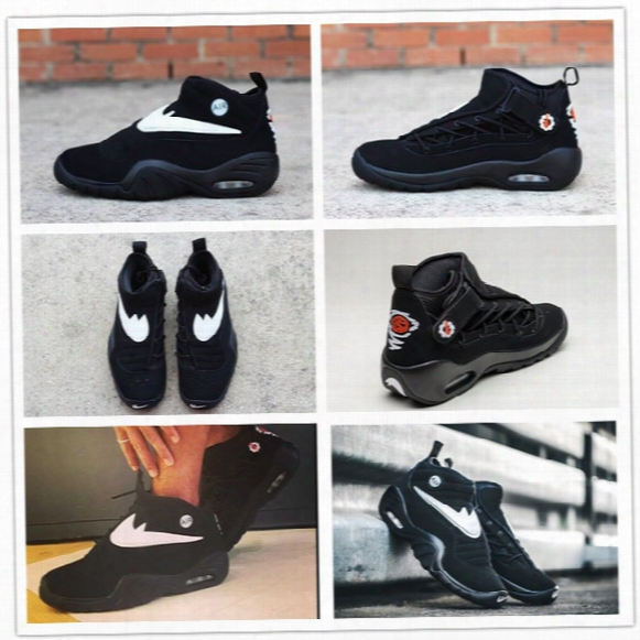 2017 Top Quality Airs Shake Ndestrukt Rodman Retro Basketball Shoes For 880869-001 Fashion Dennis Signature Casual Sports Sneakers Us 5-11