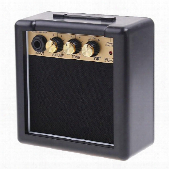 3w Rickenbacker Electric Guitar Amps Amplifier Speakers With Volume Tone Control Knobs Musical Instrumetns Amplifiers Wholesale Ibanez I71