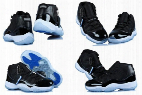 7 Colours New Sneakers Shoes High Quality Retro 11 Space Jams Men's Basketball Sport Footwear Trainers Shoes