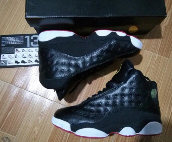 Air Retro Xiii Playoffs 13s Asg Man Basketball Shoes With Originals Box Air 13s Size 41-47 Free Ship Wholesale