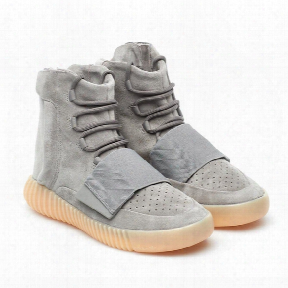 Boost 750 V1.0 Kanye West Shoes Brown Outdoors Sneaker Sneakeheads Shoe Basketball Shoes Sneakers 750 Boost Men/women Sports Casual Boost