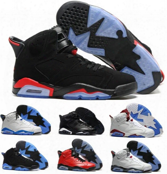 Cheap Retro 6 Basketball Shoes New 2017 Retros 6s Men S Women Real Replicas Man Women Hombre Basket Sneakers