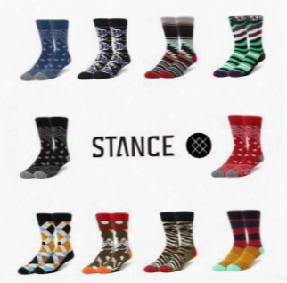 Europe And The United States Tide Brand Men And Women Harajuku Basketball Sports Socks Couple Thickened Towel Bottom Cotton Socks