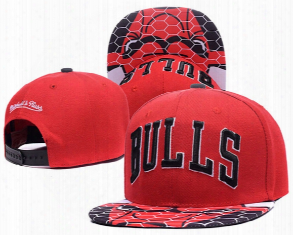 Free Shipping 2017 New Fashion Basketball Snapback Hats Sports All Teams Caps Men&women Adjustable Football Cap Size More Than 10000+ Style