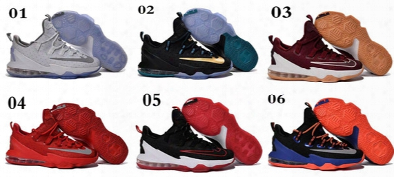 Free Shipping High Quality Basketball Shoes James 13 Low Sports Shoes Sell Like Hot Cakes In Six Colors James Basketball Shoes