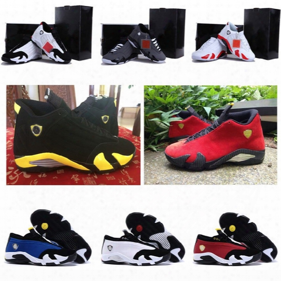 High Quality Jumpman Sneakers Air Retro 14 Shoes Basketball Shoes Men 14s Sports Shoes Wholesale Us Size 8-13 Free Shipping