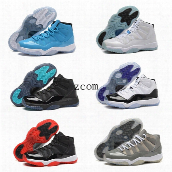High Quality Retro 11 Xi Basketball Shoes Bred Legend Blue Concord Space Jam Men Sports Shoes Basketball Sneakers Women Athletics 11s
