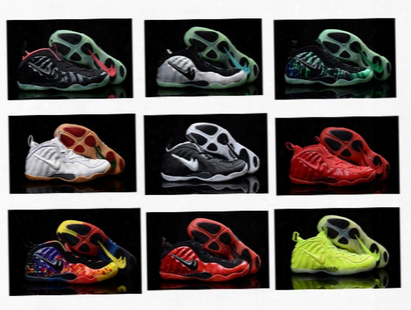 Hot Sell Cheap Mens Basketball Shoes Basket Shoes Outdoor Athletic Trainers Penny Hardaway Sneaker