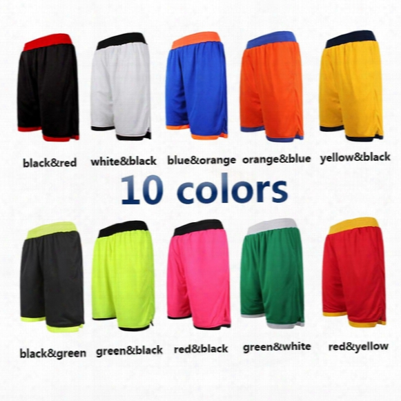 Men1s Xl-7xl And 10 Colors Summer Basketball Shorts Sports Training Pants Large Size Fitness Training Pants Men Running Pants Basketball Pan