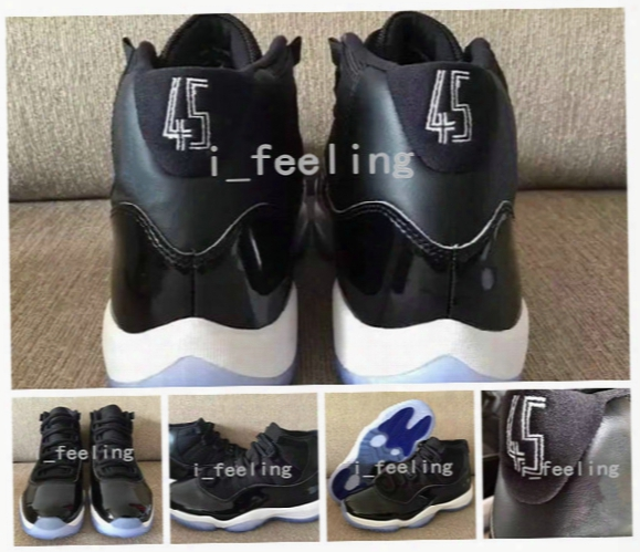 New Air Retro 11 (xi) Men Basketball Shoes Space Jam High Quality Space Jams Men Women Sports Shoes Training Retro 11s Discount Sneakers