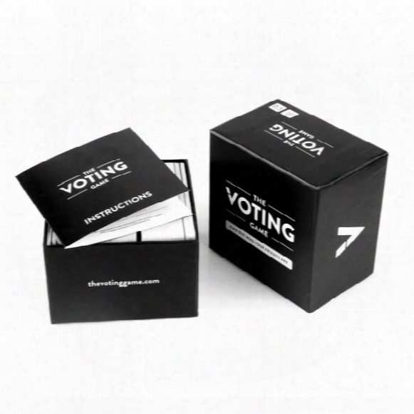 The Voting Game Adult Party Family Board Game About Your Friends Card Games High Copy Card Games