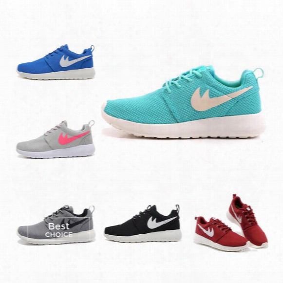 Wholesale Original Rushe London Olympic Designated Running Shoes Women&men Rose Black Breathable Casual Shoes Cheap High Qualiy
