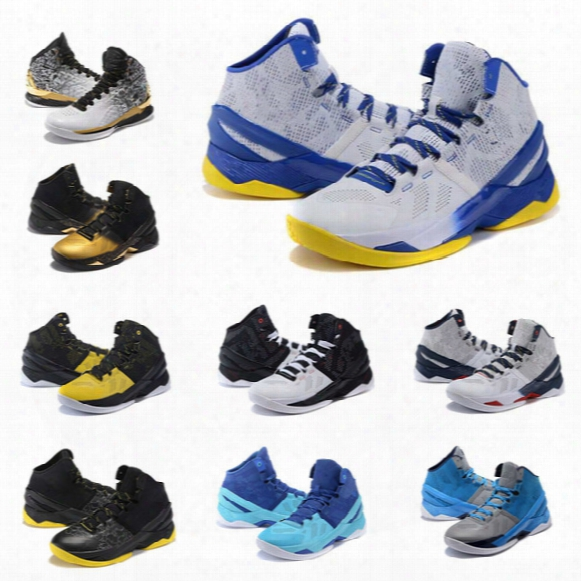 [with Box]high Quality New Back To Back Curry Mvp Pack Mens Basketball Shoes Stephen Curry 2 Mvp Shoes Steph Sports Sneakers Running Shoes