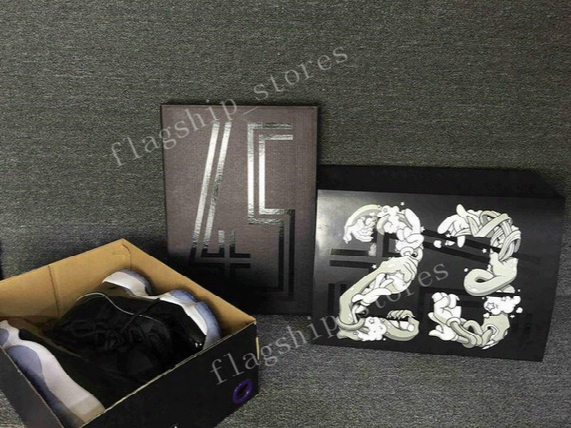 """With Shoe Box Number """"45"""" 23 Retro 11 Spaces Jams Basketball Shoes For Men Women Top Quality Airs 11s Athletic Sport Sneakers Size Us5.5-13"""