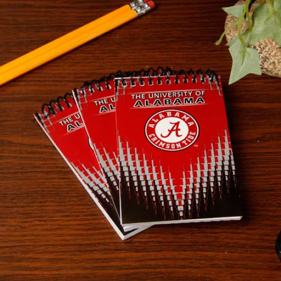 Alabama Crimon Tide 3-pack Team Memo Pads