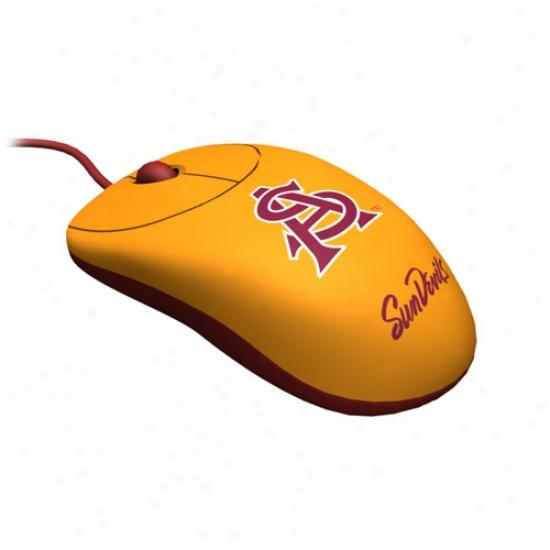 Arizona State Sun Devils Optical Mouse
