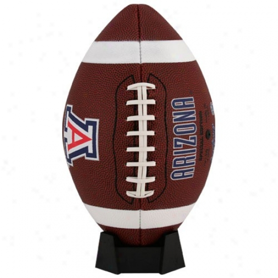 Arizona Wildcats Full-size Game Time Football