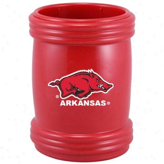 Arkansas Razorbacks Cardinal Sports Magna-coolie Beverage Holder