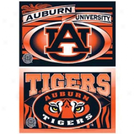 Auburn Tigers 2 Collection Magnets