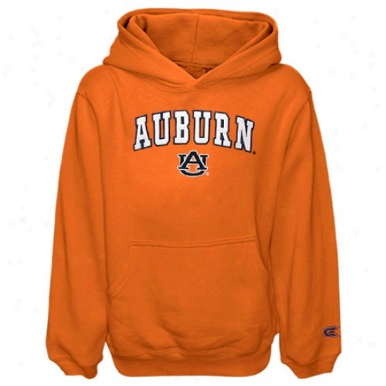 Auburn Tigers Fleece : Auburn Tigeds Preschool Orange Automatic Fleece