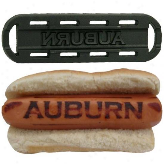 Auburn Tigers Team Logo Hot Dog Grill Topper
