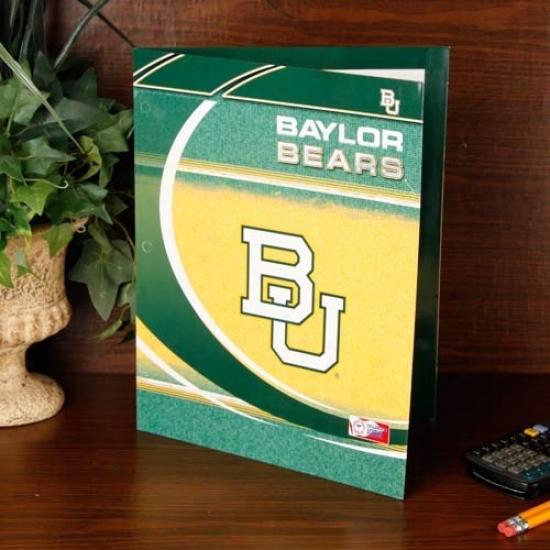 Baylor Bears Folder