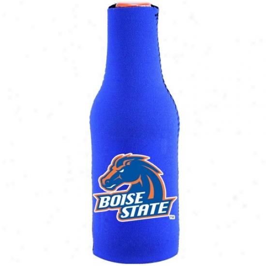 Boise State Broncos Royal Blue 12 Oz. Bottle Coolie