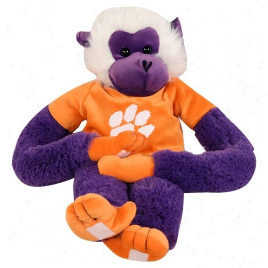 Clemson Tigers Team Rally Monkey