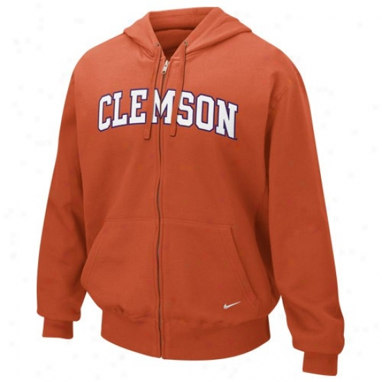 Clemson hoodies