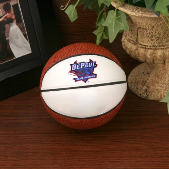 Depaul Blu eDemons 4.75'' Mini Basketball