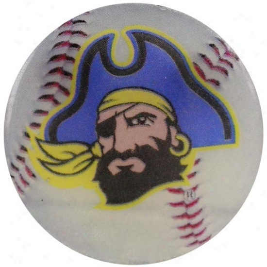 East Carolina Pirates Caps : East Carolona Pirates Double Back Baseball Pin
