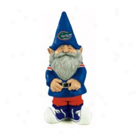 Florida Gators Collegiate Garden Gnome