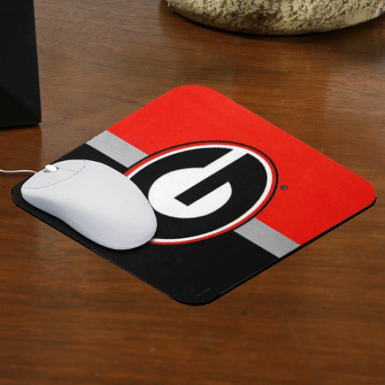 Georgia Bulldogs Classic Mousepad