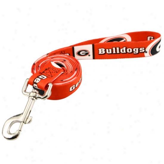 Georgia Bulldogs Red 6' Three
