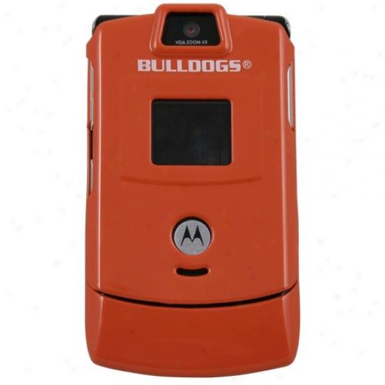 Georgia Bulldogs Red Razor Defensive Cell Phone Cover