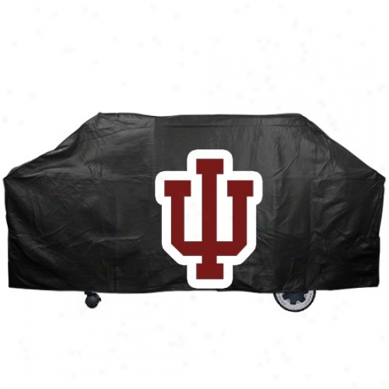 Indiana Hoosiers Black Grill Comprehend