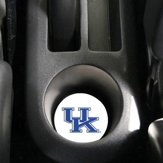 Kentuckt Wildcats Absorbent Car Coaster