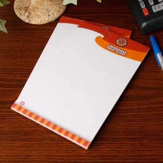 Louisiana-lafayette Ragin Cajuns 2-pack 5'' X 8'' Notepads