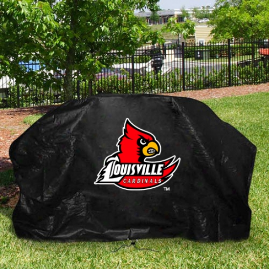 Louisville Cardinals University Grill Cover