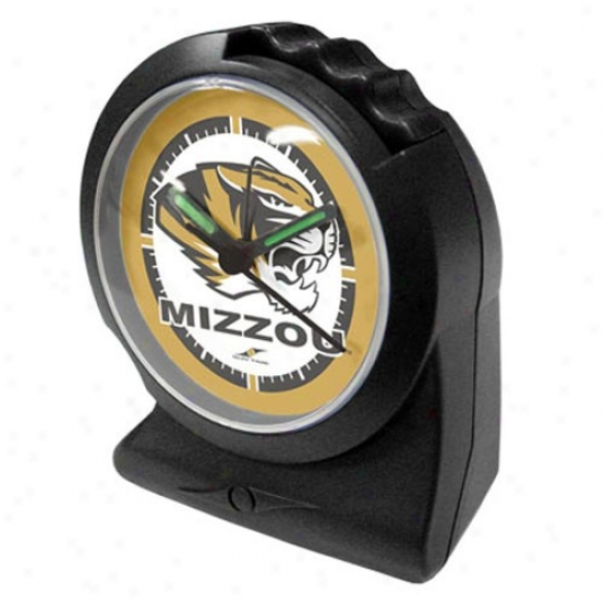 Missouri Tigers Gripper Alarm Clock