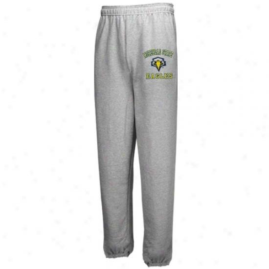 Morehead State Eagles Ash Fleece Lounge Pants
