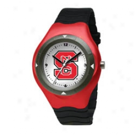 Nc State Wolfpack Wrist Wait : North Carolina State Wolfpack Prospect Wrist Watch