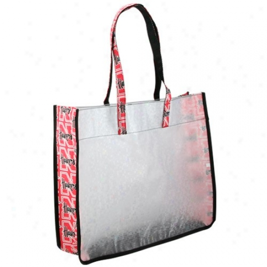 Nebraska Cornhuskers Clear Beach/stadium Tote