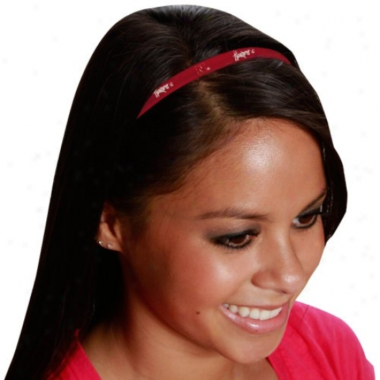 Nebraska Cornhuskers Ladies 3-pack Elastic Headbands
