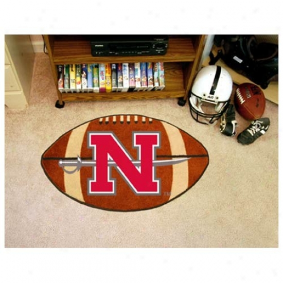 """nicholls State Colonels 22"""" X 35"""" Football Mat"""