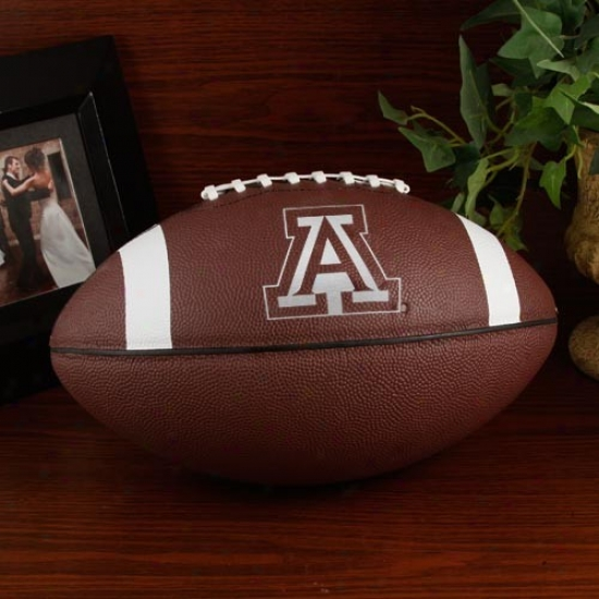 Nike Arizona Wildcats 12'' Official Autograph copy Football