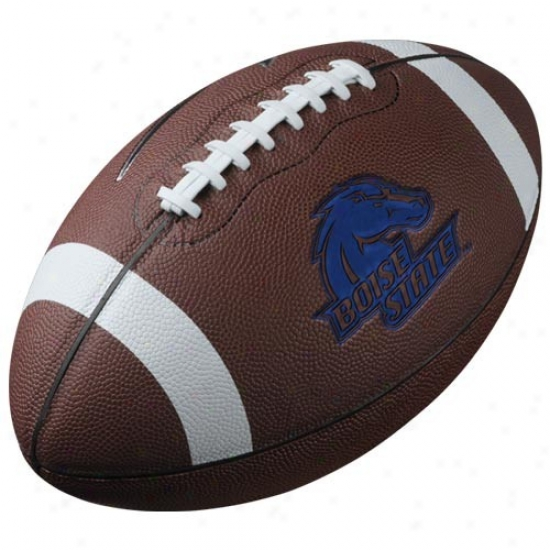 Nike Boise State Broncos 12'' Official Replica Football